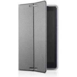 Lenovo IdeaTab 2 A8-50 Folio Case and Film (pouzdro+folie) - šedá - ZG38C00221