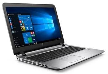 """HP ProBook 450 G3 15,6"""" FHD / i7-6500U / 4 / 256+volný slot / W10P / T6P24ES - T6P24ES#BCM"""