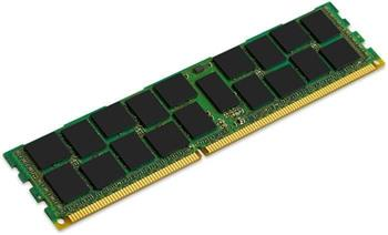 Kingston 8GB 1600MHz DDR3 ECC Reg CL11 Single Rank - KVR16R11S4/8