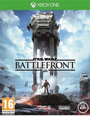 Star Wars Battlefront XONE - 5030944121634