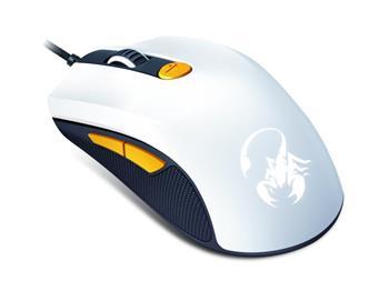GENIUS GX GAMING Scorpion M8-610 bíložlutá - 31040064103