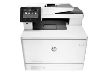 Barevná multifunkční tiskárna HP LaserJet Pro M477fnw - CF377A