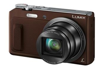 Panasonic LUMIX DMC-TZ57EP-T brown - DMC-TZ57EP-T