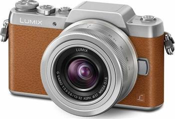 Panasonic LUMIX DMC-GF7 brown + 12-32mm - DMC-GF7KEG-T
