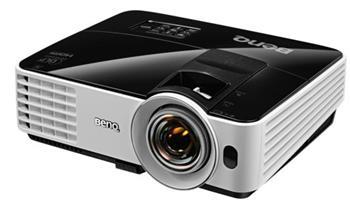 BenQ MX631ST / 3D / XGA / 3200ANSI / 13000:1 / HDMI / 1x10W repro - 9H.JE177.13E