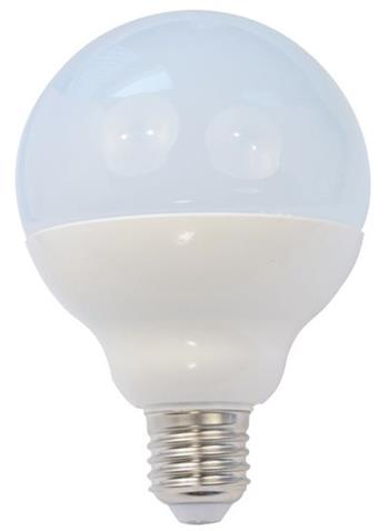 Solight LED žárovka, globe, 15W, E27, 4000K, 270°, 1250lm - WZ512