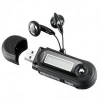 Intenso MP3 přehrávač 8GB Music Walker LCD - 3601460