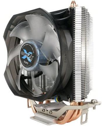 Zalman CNPS7X PLUS LED 92 mm Blue LED Fan - CNPS7X LED+