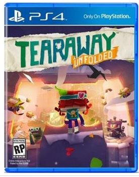 Tearaway Unfolded PS4 - PS719855316