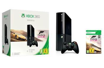 Microsoft Xbox 360 500GB + Forza horizon 2 - 3M4-00042