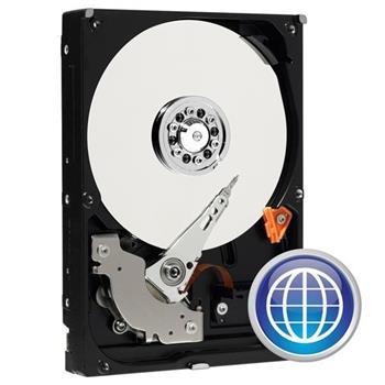 WD Blue AZRZ 500GB HDD, SATA/600, 5400RPM, 64MB cache - WD5000AZRZ