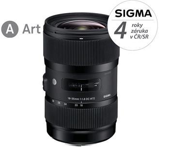 SIGMA 18-35/1.8 DC HSM ART Nikon - 12113300