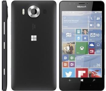 Mobilní telefon Microsoft Lumia 950, LTE, Black - A00026261