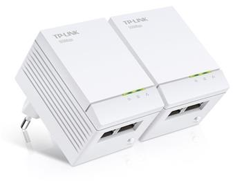 TP-LINK TL-PA4020KIT 500Mbps Powerline Starter Kit - TL-PA4020KIT