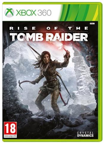 Rise of the Tomb Raider (X360) - 885370984965