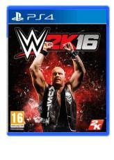 WWE 2K16 PS4 - 5026555421553