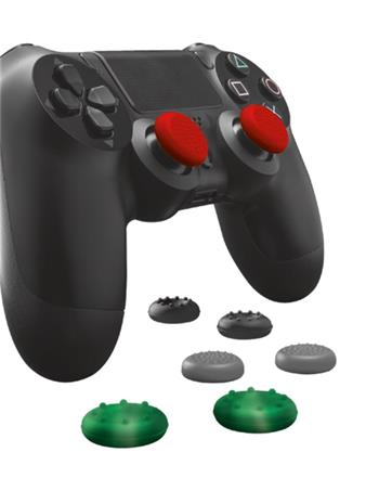 TRUST GXT 262 PS4 Thumb Grip Pack - 20814