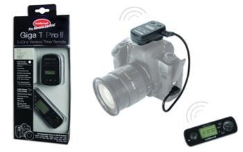 Hähnel Giga T Pro II - dálková spoušť s časovým intervalem - For NIKON DSLR Cameras - 1000 751.0