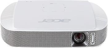 Acer K135i / WXGA / 600ANSI / 10000:1 / HDMI / 2x3W - MR.JKW11.001