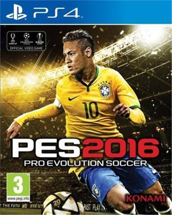 Pro Evolution Soccer 2016 PS4 - 4012927101087