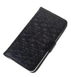 """Aligator Pouzdro BOOK GLAMMY L (4, 5""""- 5"""") Black - PBOGLALBK"""