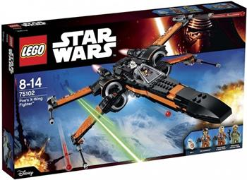 LEGO Star Wars - Poe's X-Wing Fighter 75102 - 75102