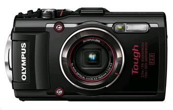 Olympus TG-4 Black - V104160BE000