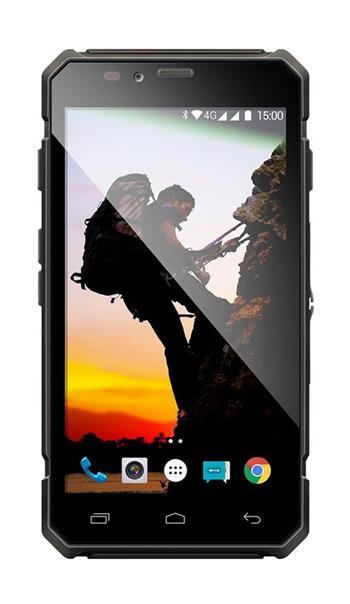 EVOLVEO StrongPhone Q6 LTE, vodotěsný odolný - SGP-Q6-LTE-B