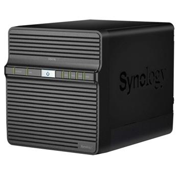 Synology DS416j RAID 4x SATA server, Gb LAN - DS416j