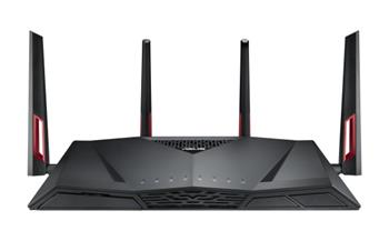 ASUS RT-AC88U AC23100 Dual-band Gigabit Router - 90IG01Z0-BM3100