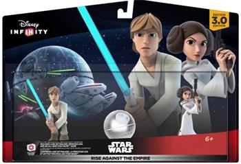 Hra Disney Infinity 3.0 + Star Wars:Rise Against the Empire starter + Boba Fett v - DiInStWaStBu