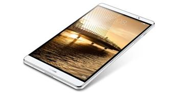 HUAWEI Tablet M2 8.0, 16GB WiFi, Silver - TA-M280W16SOM