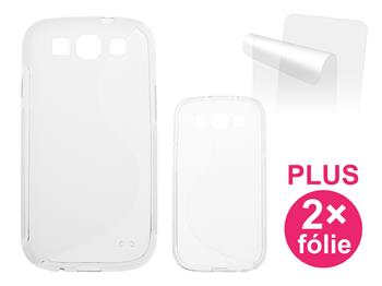 CONNECT IT S-COVER pro Samsung Galaxy Grand Neo Plus Duos (GT-I9060I) ČIRÉ - CI-606
