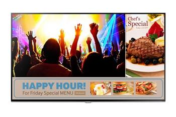 "SAMSUNG RM48D 48"" FullHD,HDMI, 8ms, 16/7, DVB T2C - LH48RMDELGW/EN"