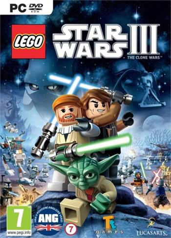 Lego Star Wars III: The Clone Wars - 8592720121568