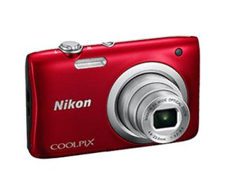 NIKON COOLPIX A100 red - VNA972E1