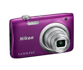 NIKON COOLPIX A100 purple - VNA973E1