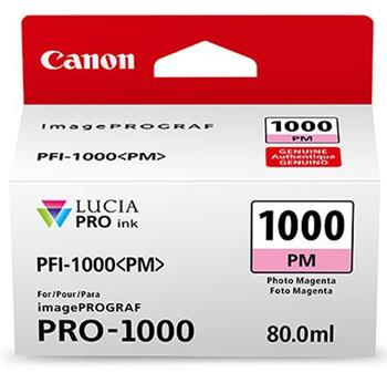 Canon cartridge PFI-1000PM Photo Magenta Ink Tank - 0551C001
