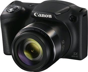 Canon PowerShot SX420 IS BLACK - 1068C002