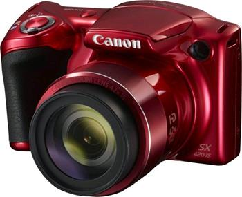Canon PowerShot SX420 IS RED - 1069C002