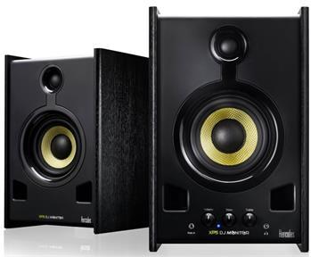 Set aktivních DJ reproduktorů XPS, 2.0 80 DJ Monitor Hercules - 4780692