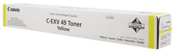 Canon toner C-EXV49 yellow pro iR ADV C3320,3325,3330 - 8527B002