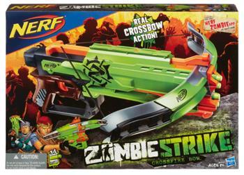 Hasbro - Nerf Zombie kuš - A6558E24