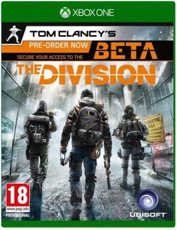 Tom Clancy's The Division XONE - 3307215804339
