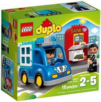LEGO DUPLO - Policejní hlídka 10809 - 10809