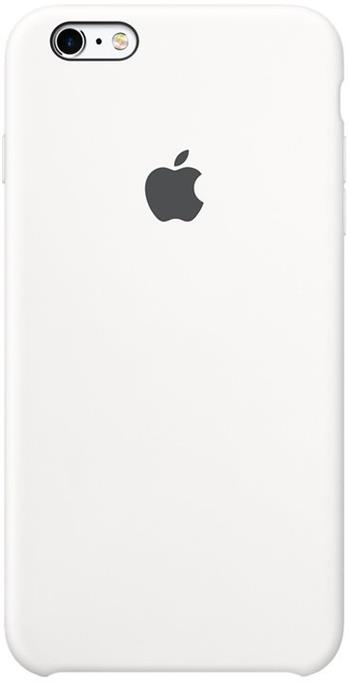 Apple iPhone 6s Plus Silicone Case White - MKXK2ZM/A
