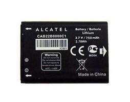 Baterie ALCATEL ONETOUCH Baterie 500mAh 1010D/1030D/2012D - CAB22B0000C1