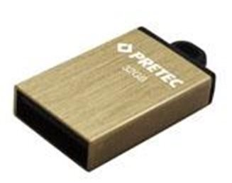 Pretec i-Disk Elite 16 GB gold - E2T16G-1G