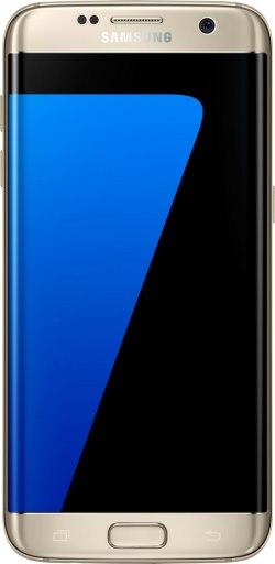Mobilní telefon Samsung Galaxy S7 Edge (SM-G935F) 32GB, Gold - SM-G935FZDAETL