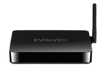 EVOLVEO Android Box Q5 4K, Quad Core Smart TV box s podporou 4K videa - ANDBOX-Q5-4K
